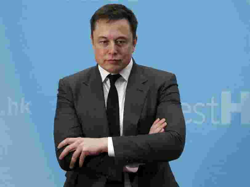 Elon Musk va quitter la présidence de Tesla et payer 20 M$ d'amende dans le cadre d'un accord avec la SEC pour ses tweets sur le retrait de la cote de Tesla