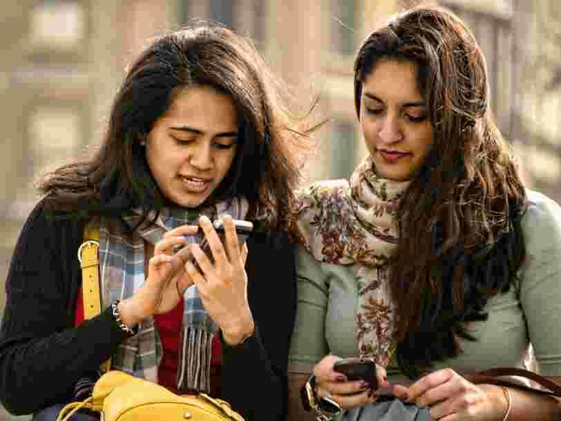 Ce clavier Android a été conçu pour encourager la confiance en soi des filles — voici comment il fonctionne