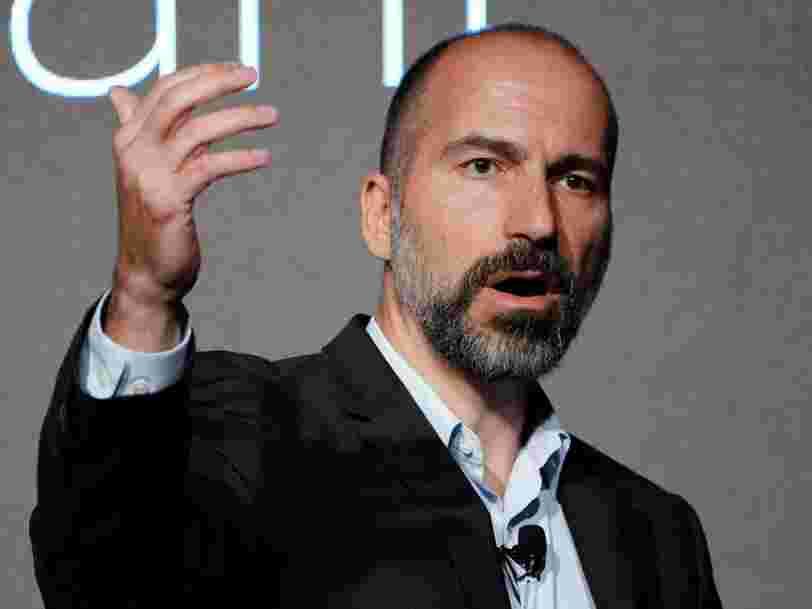 Uber a perdu 1 Md$ au seul T3 alors que sa croissance ralentit et que le géant du VTC diversifie son offre
