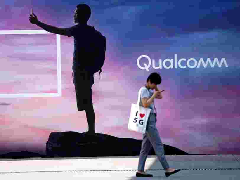 Le géant chinois Tencent, derrière le jeu vidéo 'League of Legends', va lancer un téléphone 5G avec l'un des fournisseurs de l'iPhone