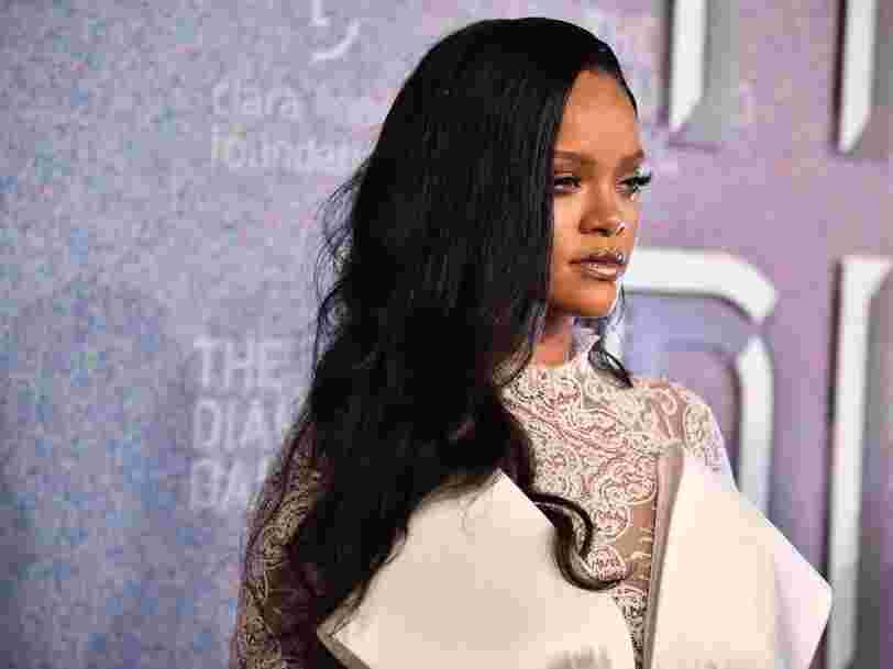 Rihanna lancerait sa propre marque de luxe avec LVMH alors que son empire de la mode continue de grandir