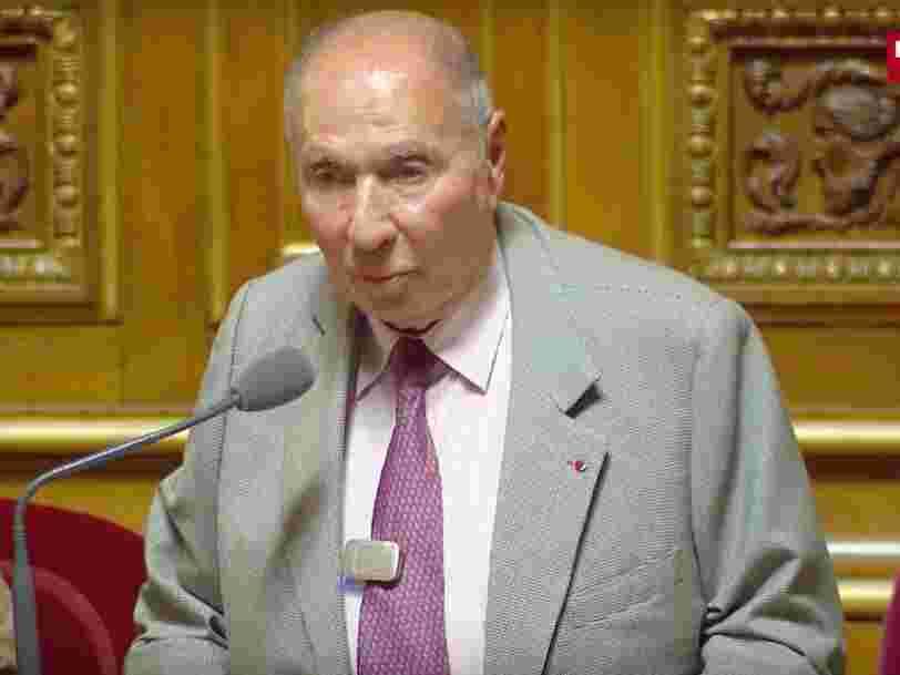 Le sénateur Serge Dassault condamné pour fraude fiscale
