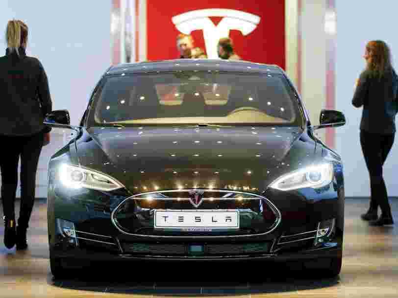 L'Allemagne demande à des centaines de propriétaires de Tesla de rembourser une subvention de 4000€