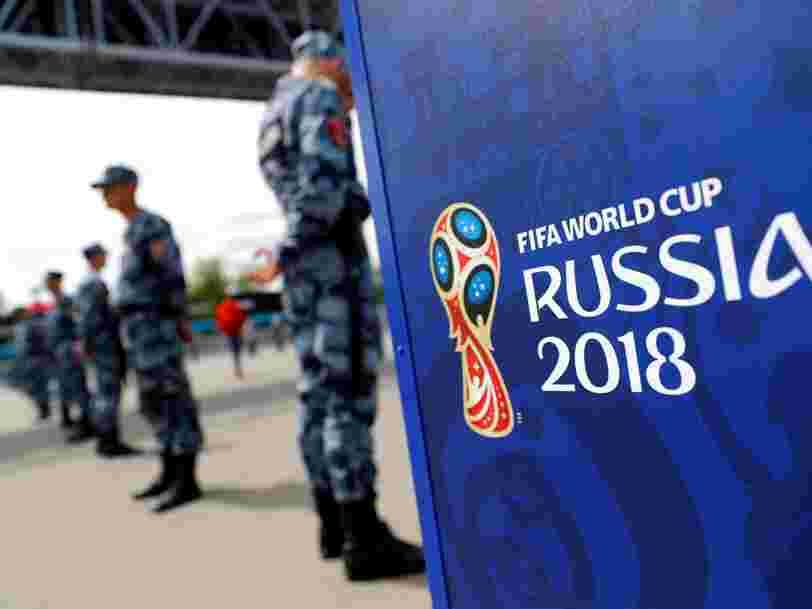 La recherche scientifique russe pourrait prendre du retard à cause de la Coupe du monde de football