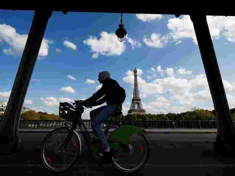 Les 27 villes du monde où les émissions polluantes ont commencé à diminuer