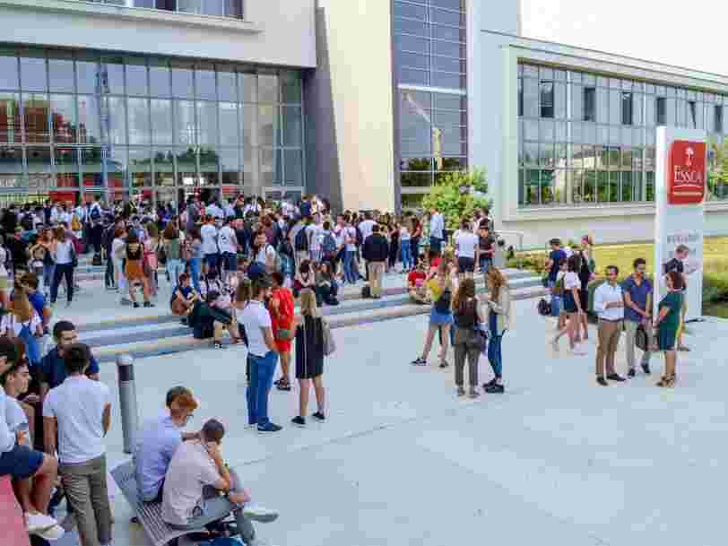 Les 17 pays qui accueillent le plus d'étudiants internationaux