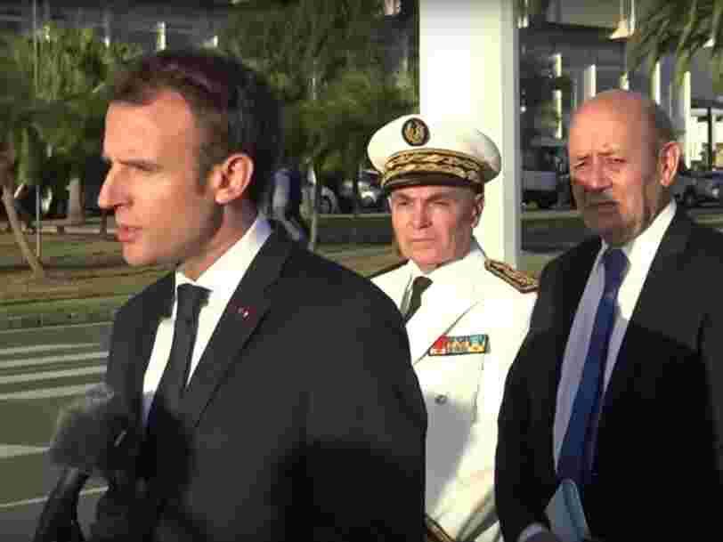 Un spécialiste de la Nouvelle-Calédonie estime que le voyage d'Emmanuel Macron sur l'île est 'à hauts risques' et pourrait exacerber les tensions