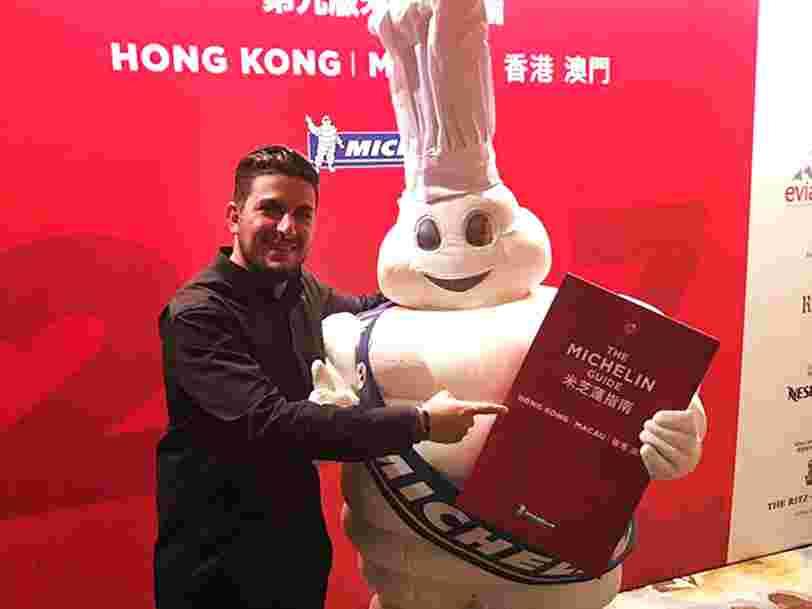 Un chef étoilé dit quels restaurants 3 étoiles il aimerait voir dans le Michelin à l'avenir
