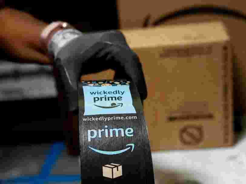 Amazon veut réduire les délais de livraison pour ses clients Prime