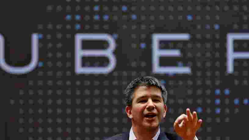 La filiale automobile de Google attaque Uber en justice et l'accuse d'avoir volé sa technologie