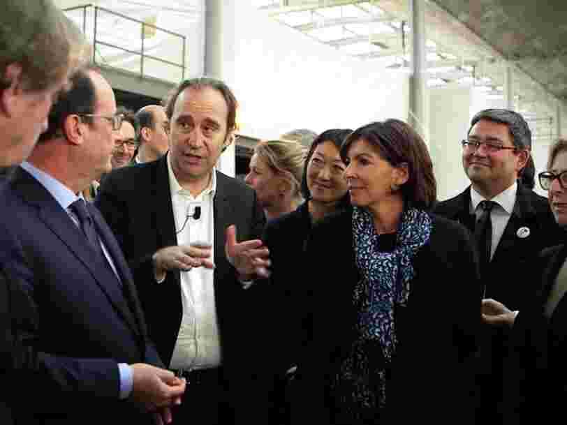 Il est désormais possible de demander une place dans le campus géant de startups de Xavier Niel qui ouvrira à Paris en avril 2017