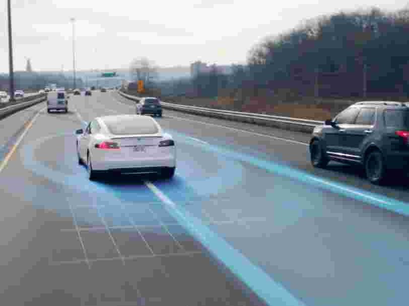 Tesla a embauché un expert en intelligence artificielle pour travailler sur un aspect crucial de ses voitures autonomes — voici ce que l'on sait