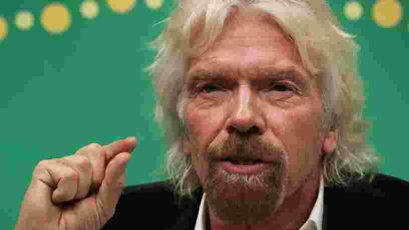 L'Arabie saoudite aurait annulé un accord avec Virgin Hyperloop après que Richard Branson a annulé sa venue au 'Davos du désert'