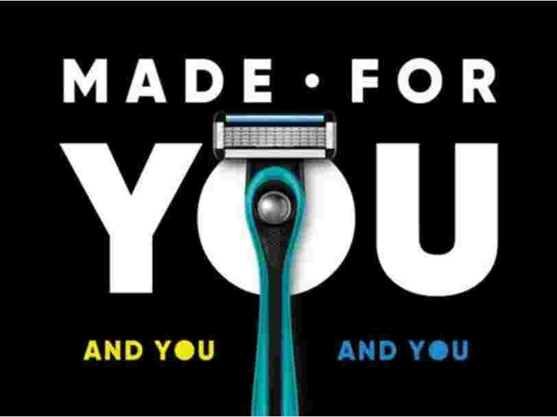 Bic lance le premier rasoir unisexe, vendu uniquement sur Amazon