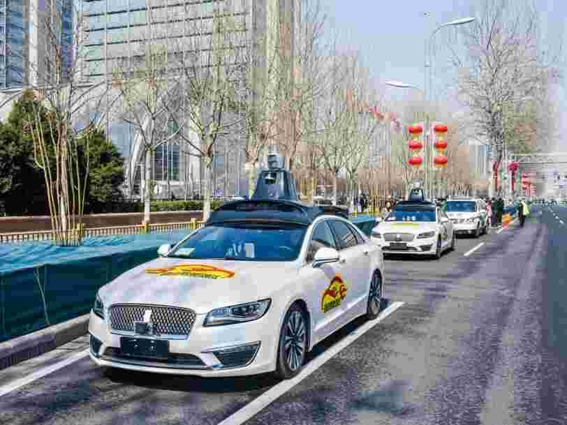 Le moteur de recherche chinois Baidu enregistre une hausse de ses revenus et rassure les investisseurs sur sa capacité à rivaliser avec Tesla et Google dans la voiture autonome