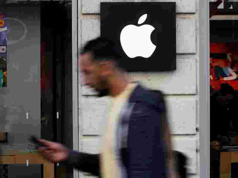 Apple France aurait bénéficié d'un chèque de l'Etat de 3,2 M€ l'an dernier