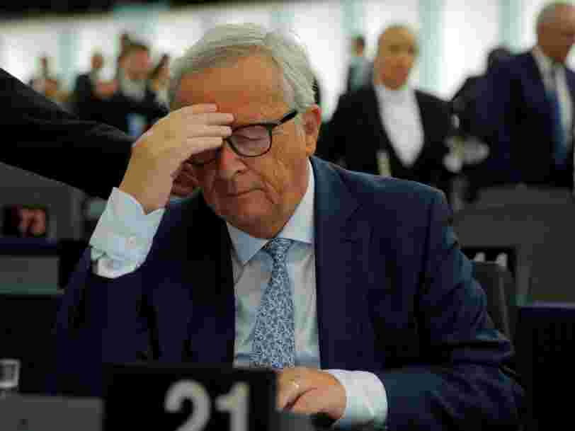 Le président de la Commission européenne donne 1 heure à Twitter, Google et Facebook pour retirer des contenus 'à caractère terroriste' sous peine d'une forte amende