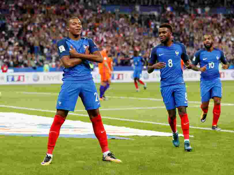 Un algorithme estime que le transfert de Mbappé au PSG est le plus surpayé de l'été — et c'est un symbole pour l'avenir