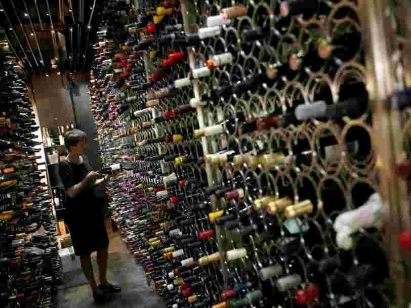 Le co-président de Goldman Sachs se serait fait voler pour 1,2M$ de vin par son assistant