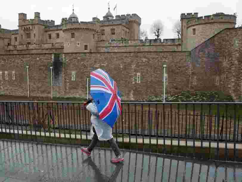 21% des startups britanniques prévoient d'ouvrir un bureau en Europe à cause du Brexit
