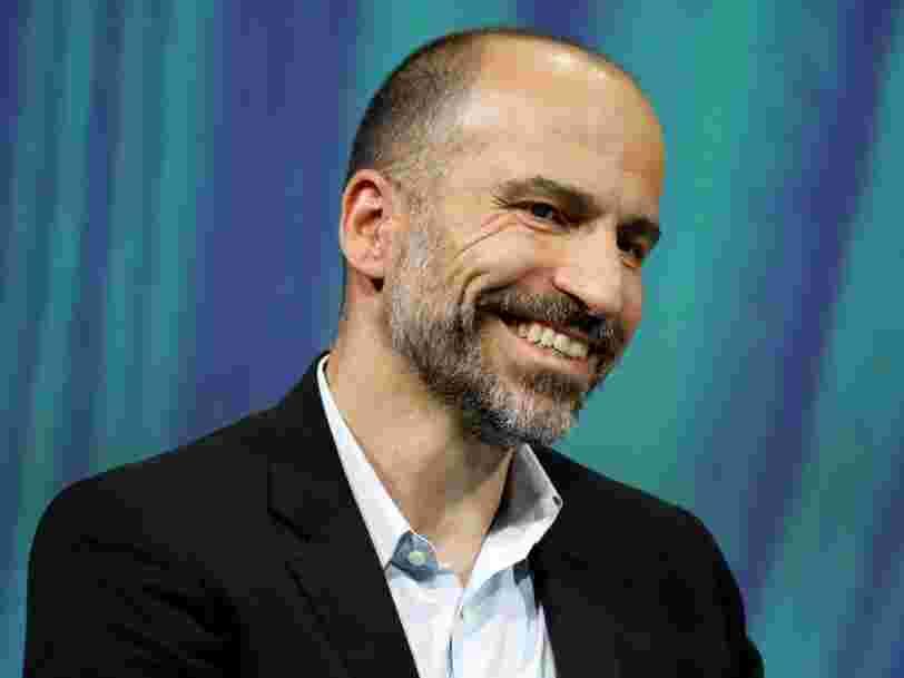 Uber discute avec Waymo d'un partenariat dans la voiture autonome