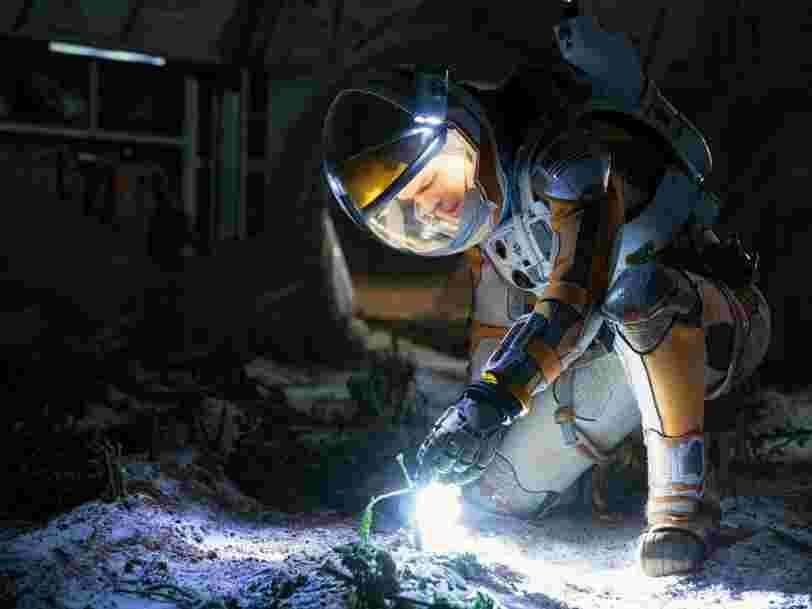 Les pommes de terre peuvent pousser dans des conditions extrêmes comme sur Mars, selon une nouvelle expérience soutenue par la NASA