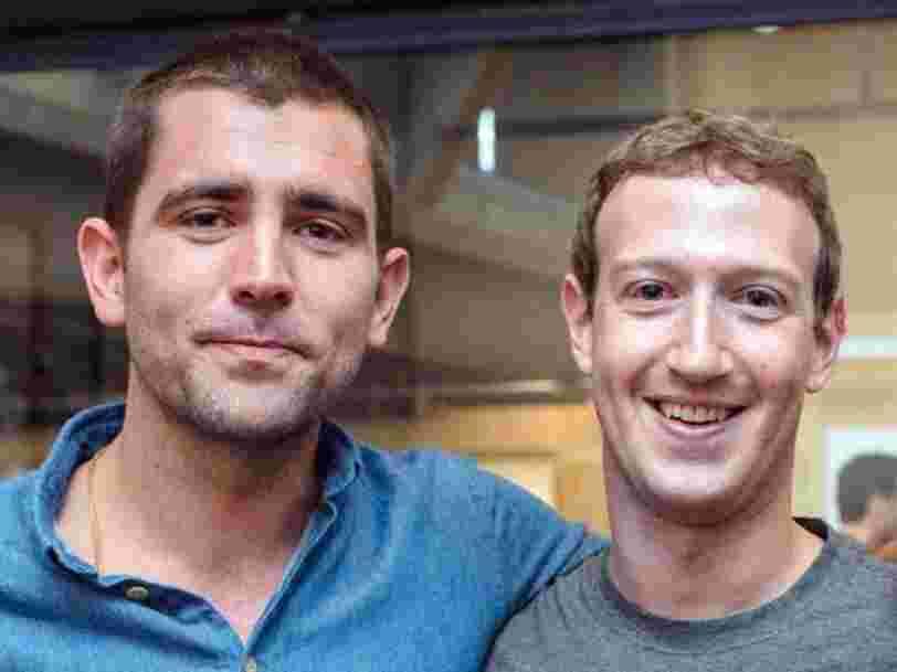 Mark Zuckerberg va devoir faire sans Chris Cox, son lieutenant qui supervisait les principales apps de Facebook