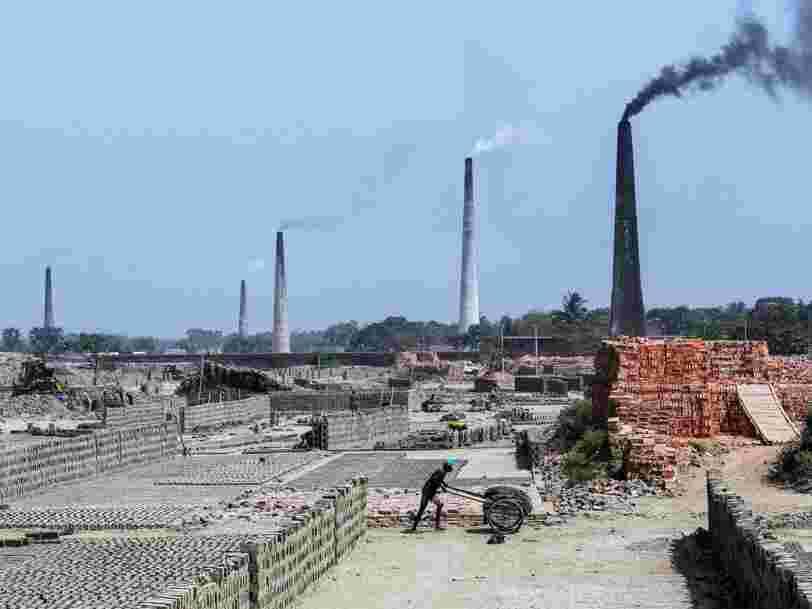 Des satellites vont aider à débusquer les fours à briques en Inde où il y aurait de nombreux esclaves