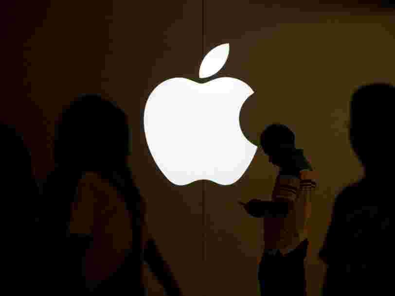 La fuite du code de l'iPhone X et iOS 11 provient probablement d'une source interne à Apple