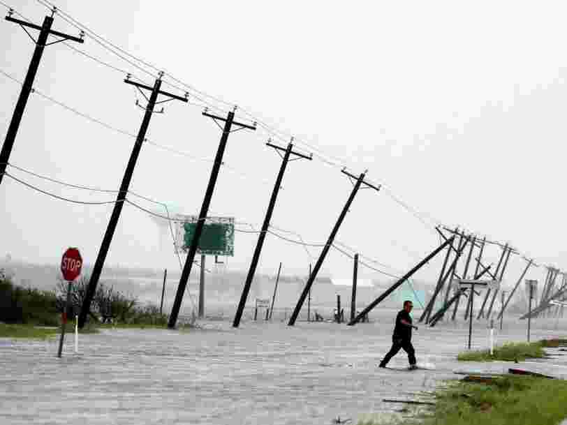 Un climatologue américain explique pourquoi la violence de l'ouragan Harvey est un problème politique pour Donald Trump