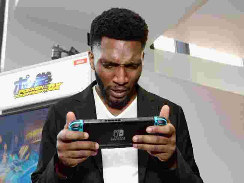 Ce qu'on sait déjà sur les deux nouvelles Nintendo Switch attendues cette année