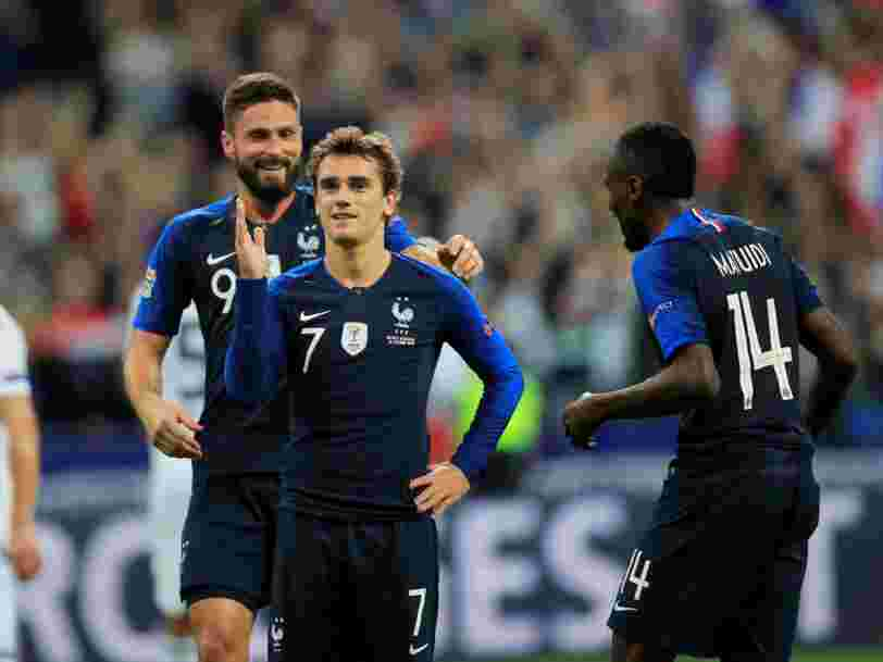 3 Français sont bien placés pour remporter le Ballon d'or — voici comment cette récompense contribue à faire grimper le prix d'un footballeur