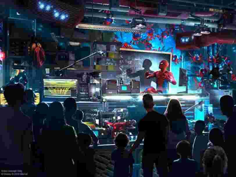 Tout ce qu'on sait déjà sur Avengers Campus, la future zone Marvel de Disneyland Paris