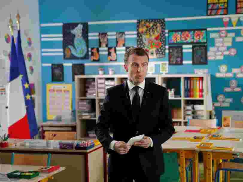 Emmanuel Macron a annoncé la suppression du forfait social pour les petites entreprises —voici de quoi il s'agit