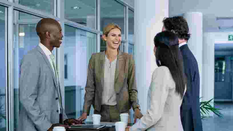 Vous habiller comme un PDG peut booster votre carrière