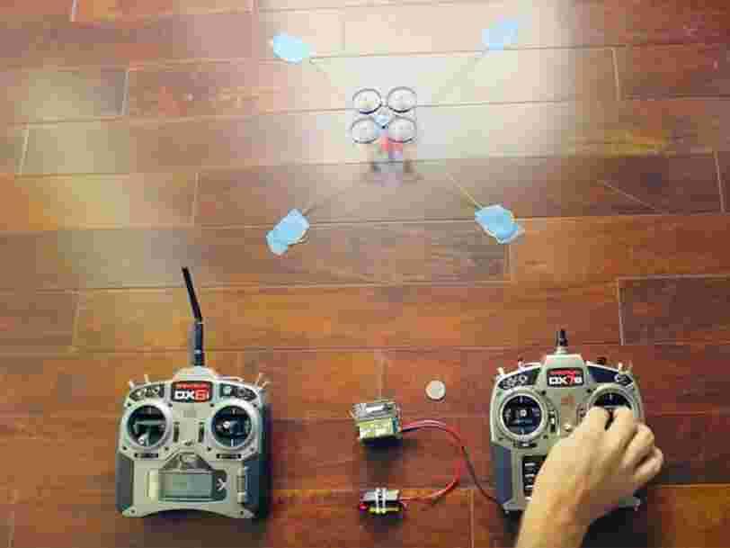 Il est désormais possible de pirater la plupart des drones en plein vol grâce à un gadget minuscule