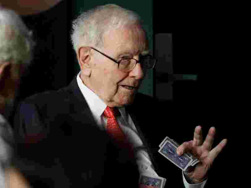 Warren Buffett compare le bitcoin à de la 'mort-aux-rats'