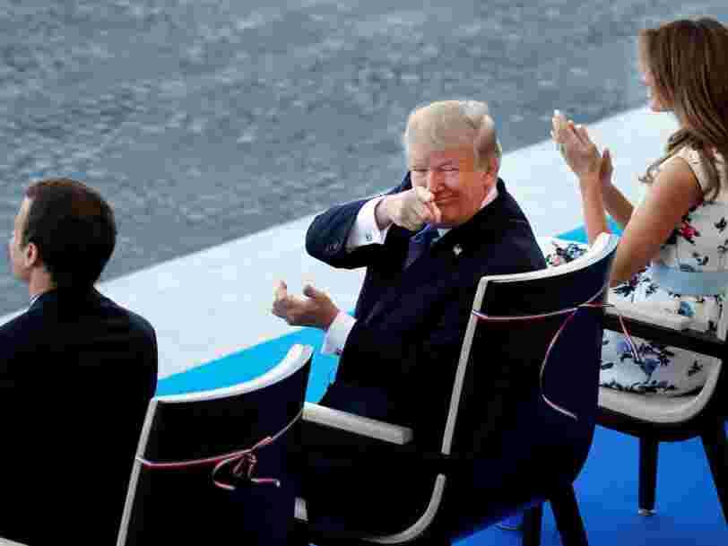 Donald Trump assiste au défilé du 14 juillet sur les Champs-Elysées — voici les chefs d'Etat et de gouvernement invités avant lui