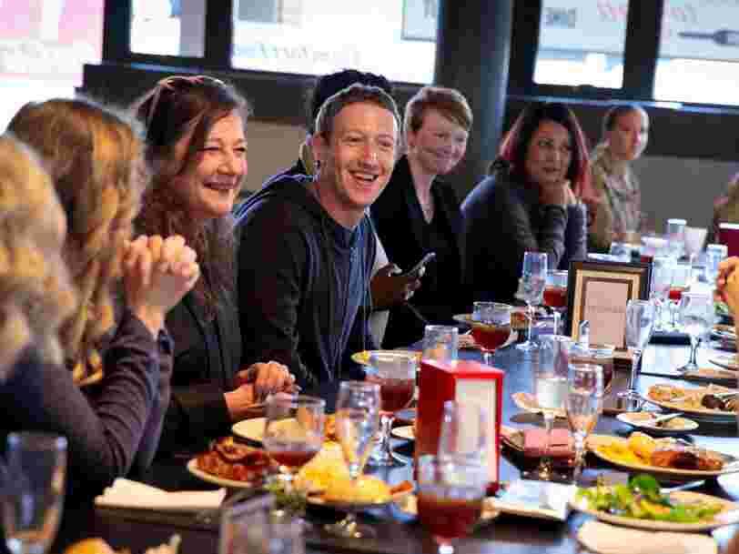 Facebook dépasse les attentes avec ses résultats et approche des 2 milliards d'utilisateurs