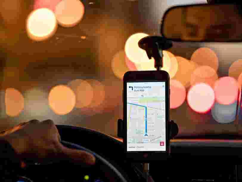 Uber va obliger ses chauffeurs en France à prendre un selfie pour empêcher la fraude
