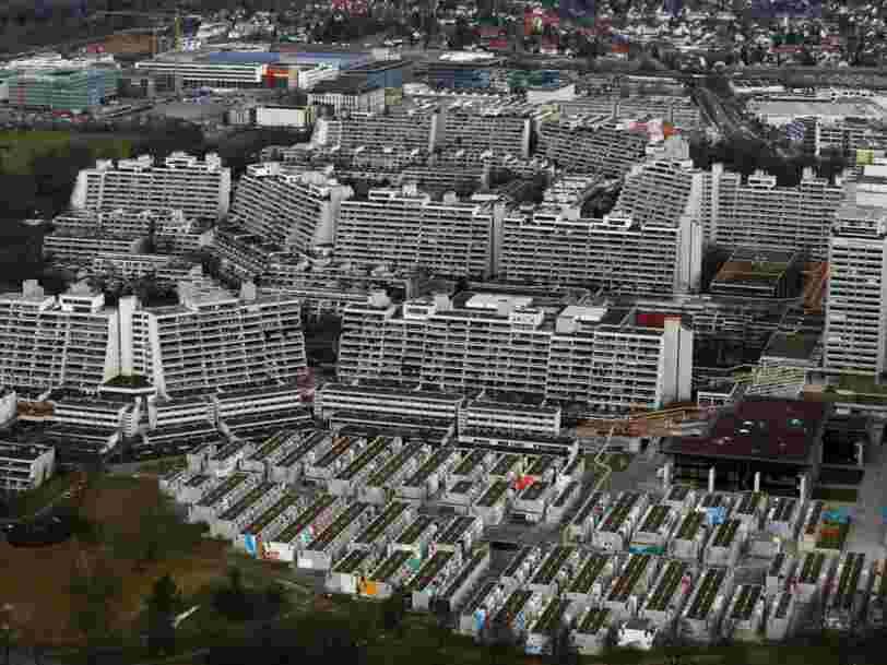 UBS: Les marchés immobiliers de ces 6 villes présentent un risque de bulle
