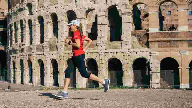 100 marathons en 100 jours : cette patronne de 48 ans nous explique pourquoi et comment elle a réussi cet incroyable exploit