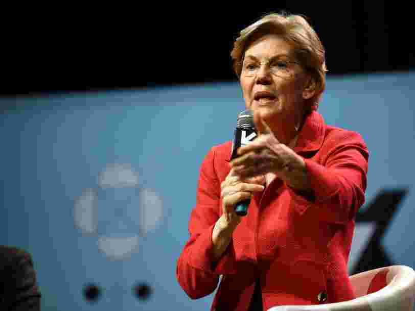 Une sénatrice américaine veut démanteler les géants de la tech... les 6 autres choses à savoir dans la tech ce matin
