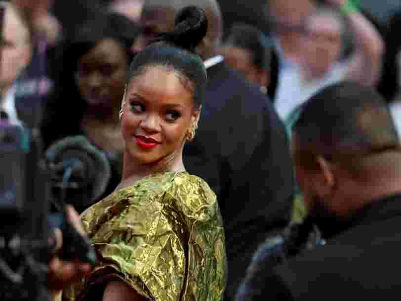 Ce que l'on sait déjà sur Fenty, la maison de couture de Rihanna