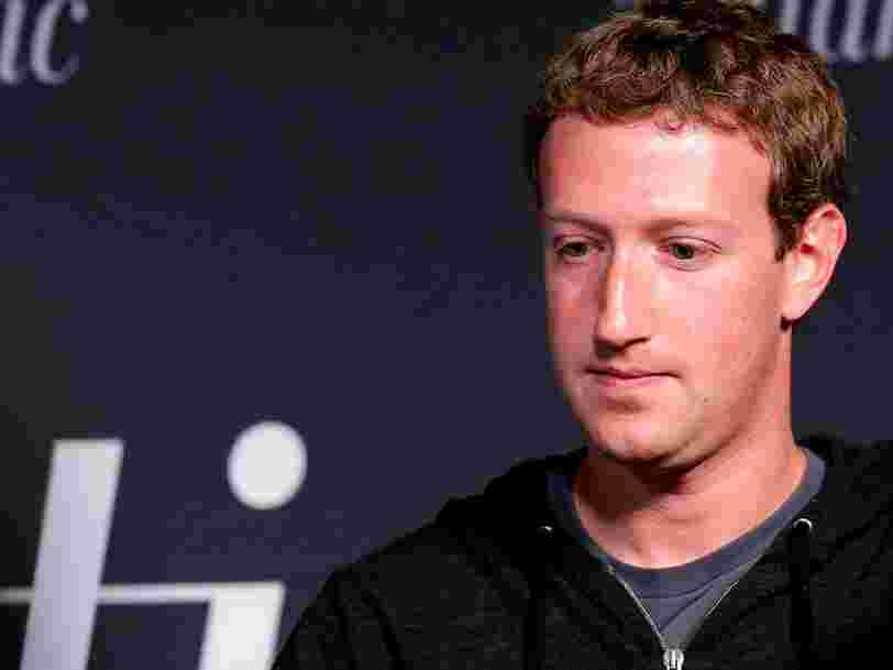 Facebook va vous montrer plus d'informations locales dans votre fil d'actualité