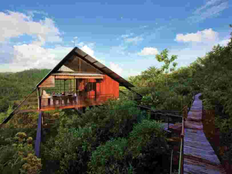 10 maisons de vacances discrètes et luxueuses pour les ultra riches
