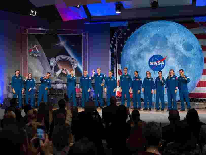 La NASA recrute ses nouveaux astronautes qui iront sur la Lune et voyageront vers Mars