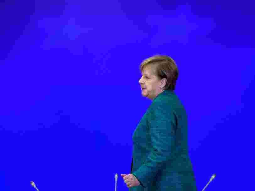 Emmanuel Macron représente un risque pour les 2 partis qui essaient de former un gouvernement en Allemagne