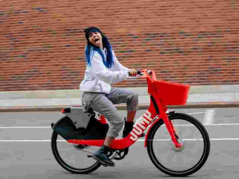 Le DG d'Uber confirme que l'entreprise de VTC va davantage se concentrer sur les vélos et les trottinettes électriques que sur les voitures pour les trajets courts