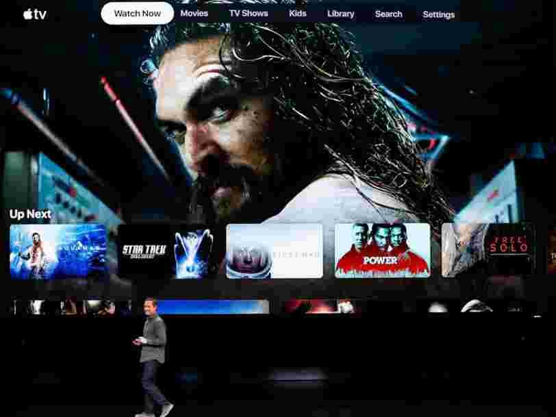 Apple TV+ ressemble beaucoup à Amazon Prime Vidéo mais il lui manque une chose pour rivaliser